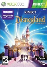 Disneyland Adventures Xbox 360 kinect_front_265