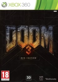 Doom 3  Xbox 360 rabljena_front_265