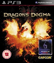 Dragon's Dogma (rabljena) PlayStation 3 (PS3)_front_265