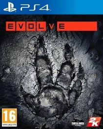Evolve (rabljena) PlayStation 4 (PS4)_front_3