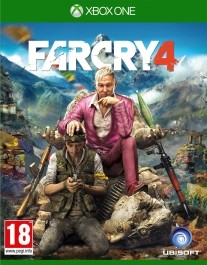Far Cry 4 (rabljena) Xbox One_front_3