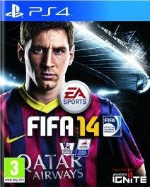 FIFA 14 (rabljena) PlayStation 4 (PS4)_front_265