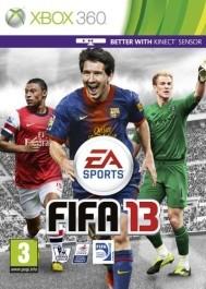 FIFA 13 rabljena Xbox 360 kinect_front_265