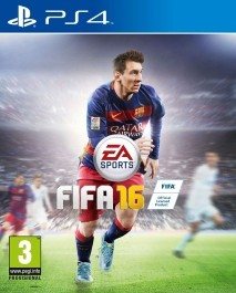 FIFA 16 (rabljena) PlayStation 4 (PS4)_front_265