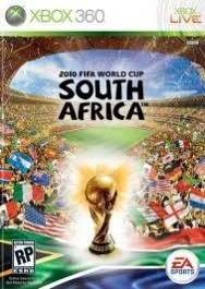 Fifa world cup South Africa 2010 Xbox 360 rabljena_front_265