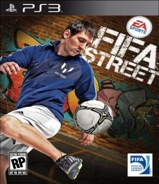 Fifa Street (rabljena) PlayStation 3 (PS3)_front_265