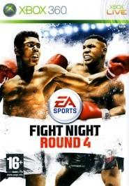 Fight Night Round 4 Xbox 360 rabljena_front_265
