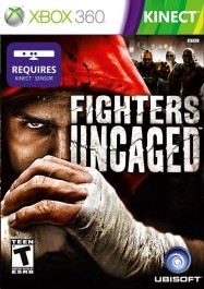 Fighters Uncaged Xbox 360 kinect_front_265