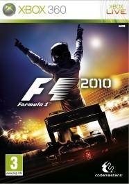 Formula 1 F1  2010 Xbox 360 rabljena_front_265