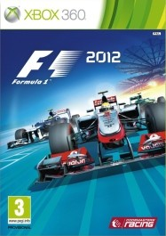 Formula 1 F1 2012  Xbox 360 rabljena_front_265