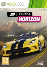 Forza Horizon rabljena Xbox 360 kinect_front_265
