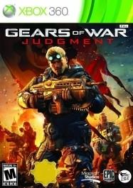 Gears of War: Judgment  Xbox 360 rabljena_front_265