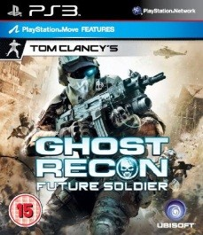 Ghost Recon:Future Soldier  rabljena PlayStation 3 (PS3) Move_front_265