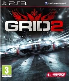 GRID 2 PlayStation 3 (PS3) rabljena_front_265
