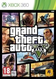 Grand Theft Auto V GTA 5  Xbox 360 nova_front_265