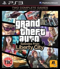 GTA 4: Episodes From Liberty City (rabljena) Sony PlayStation 3 (PS3)_front_265