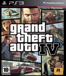 Grand Theft Auto GTA 4 (rabljena) Sony PlayStation 3 (PS3)_front_265