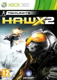 Tom Clancy's HAWX 2 Xbox 360 rabljena_front_265