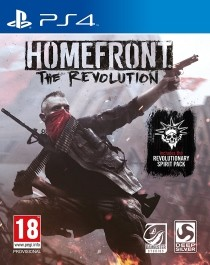 Homefront: The Revolution (rabljena) PlayStation 4 (PS4)_front_265