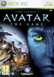 Avatar Xbox 360 rabljena_front_265