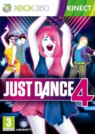 Just Dance 4 Xbox 360 kinect_front_265