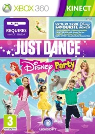 Just Dance: Disney Party rabljena Xbox 360 kinect_front_265