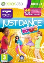 Just Dance Kids rabljena Xbox 360 kinect_front_265