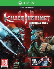 Killer Instinct (rabljena) Xbox One_front_265