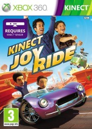 Kinect Joy Ride rabljena Xbox 360 kinect_front_265