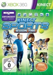 Kinect Sports: Season Two Xbox 360 kinect_front_265