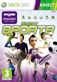 Kinect Sports rabljena Xbox 360 kinect_front_265