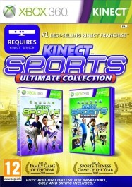 Kinect Sports: Ultimate Collection Xbox 360 kinect_front_265