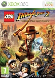 LEGO Indiana Jones 2  Xbox 360 rabljena_front_265