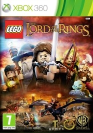 LEGO Lord Of The Rings Xbox 360 rabljena_front_265