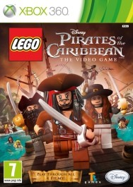 LEGO Pirates of the Caribbean  Xbox 360 rabljena_front_265