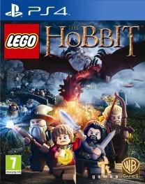 LEGO The Hobbit (nova) PlayStation 4 (PS4)_front_265