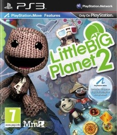 LittleBigPlanet 2 (rabljena) (move) Sony PlayStation 3 (PS3)_front_265