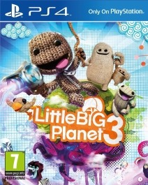 LittleBigPlanet 3 (rabljena) PlayStation 4 (PS4)_front_265