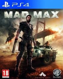 Mad Max (rabljena) PlayStation 4 (PS4)_front_265