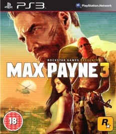 Max Payne 3  (rabljena) Sony PlayStation 3 (PS3) front_265