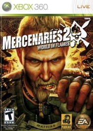 Mercenaries 2 World in Flames Xbox 360 rabljena_front_265