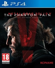 Metal Gear Solid 5: The Phantom Pain (rabljena) PlayStation 4 (PS4)_front_265
