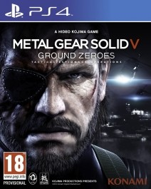 Metal Gear Solid V: Ground Zeroes (rabljena)  PlayStation 4 (PS4)_front_265