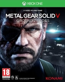 Metal Gear Solid V: Ground Zeroes (rabljena) Xbox One_front_265