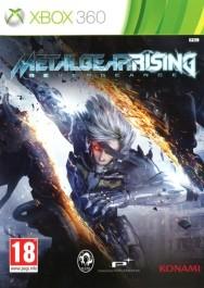 Metal Gear Rising: Revengeance Xbox 360 rabljena_front_265