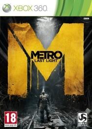 Metro: Last Light  Xbox 360 rabljena_front_265