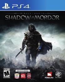 Middle-Earth: Shadow of Mordor (rabljena) PlayStation 4 (PS4)_front_265