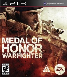 Medal Of Honor Warfighter (rabljena) Sony PlayStation 3 (PS3)_front_265
