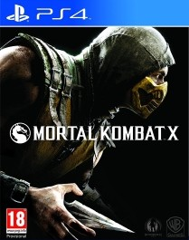 Mortal Kombat X (rabljena) PlayStation 4 (PS4)_front_265