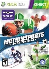 Motionsports Xbox 360 rabljena kinect front_265